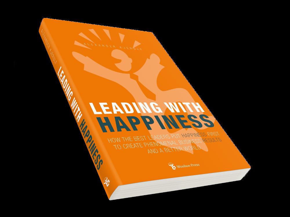 Woohoo Inc Leading With Happiness Book Woohoo Inc